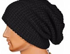 European Unisex Adult Men Women Warm Winter Knit Ski Beanie Slouchy Soft Solid Cap Hat Cndirect online fashion store China