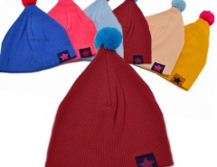Fashion Lovely Children Star Baby Hat Knitting Cap Six Colors Cndirect online fashion store China