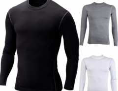Fashion Men's Long Sleeve O-Neck Casual T-Shirt Sweatshirt Tops Shirt High Quality Cndirect online fashion store China