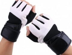 Fast Free Delivery in US Men's Sports Gloves Wristwrap Weight Lifting Climbing Gloves Cndirect online fashion store China