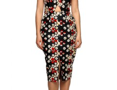 Fitted Dress Carnet de Mode online fashion store Europe France