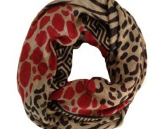 Foulard en Cachemire Panthera Carnet de Mode online fashion store Europe France