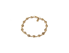 Geo Diamond Tennis Bracelet MrKate.com online fashion store USA