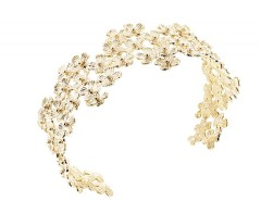 Gold Bracelet - Daisy Clover Carnet de Mode online fashion store Europe France