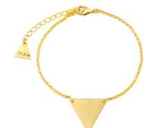 Gold and Brass Sajama Bracelet Carnet de Mode online fashion store Europe France
