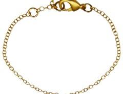Green prehnite Malia Bracelet Carnet de Mode online fashion store Europe France