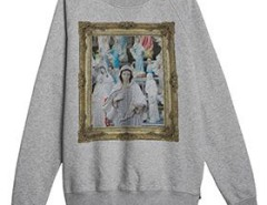 Grey sweatshirt - Faithful Carnet de Mode online fashion store Europe France