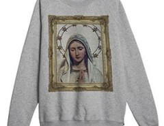 Grey sweatshirt - Like A Virgin Carnet de Mode online fashion store Europe France