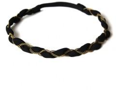 Headband - EVE - black Carnet de Mode online fashion store Europe France