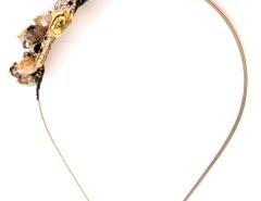 Headband - Narcisse - Crystal Carnet de Mode online fashion store Europe France