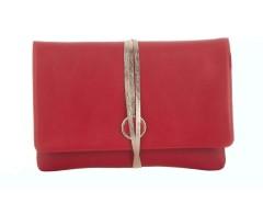 Hyde Park Leather Clutch Carnet de Mode online fashion store Europe France