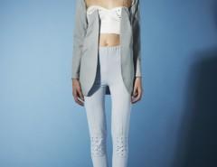 JACKET - D1 - light gray Carnet de Mode online fashion store Europe France