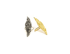 Apparition Feather Ring MrKate.com online fashion store USA