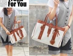 Korean Style Women's Hobo PU leather Handbag Shoulder Bag Cndirect online fashion store China