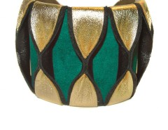 Leather Cuff - BALI Carnet de Mode online fashion store Europe France