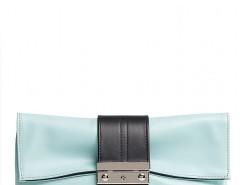 Leather Nite Cap Clutch Carnet de Mode online fashion store Europe France