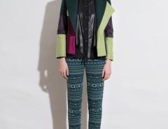 Leggins - IVA - Green Carnet de Mode online fashion store Europe France