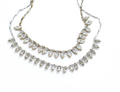 Marquis Crystal Necklace MrKate.com online fashion store USA