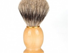 Men Shaving Brush Badger Hair Wooden Handle Home Use Barber Tool Cndirect online fashion store China