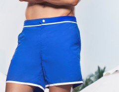Men swimsuit - LEMBONGAN - blue Carnet de Mode online fashion store Europe France