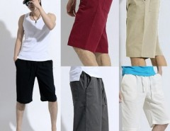 Men's Trousers Bottoms Fifth Pants Shorts Cndirect online fashion store China