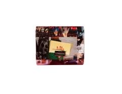 Multicolored Clutch Carnet de Mode online fashion store Europe France