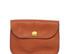 Natural Leather Small Purse Carnet de Mode online fashion store Europe France