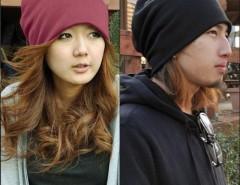 New Fashion Unisex Men Women Autumn Winter Stylish Men Women Unisex Slouchy Baggy Hat Cndirect online fashion store China