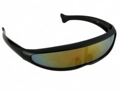 New Fashion X-Men Style Fish Shaped Laser Casual Sunglasses Cndirect online fashion store China