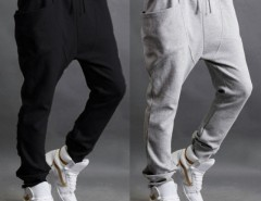 New Mens Boys Casual Harem Baggy Hip Hop Dance Sport Sweat Pants Slacks Trousers Cndirect online fashion store China