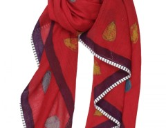Petal Printed Cashmere Pashmina Carnet de Mode online fashion store Europe France