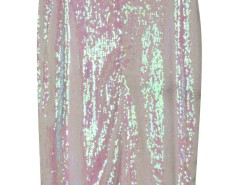 Pink Sequin Detail High Waist Midi Pencil Skirt Choies.com online fashion store United Kingdom Europe