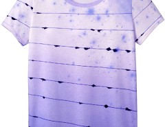 Printed Cotton t-Shirt Orwell Carnet de Mode online fashion store Europe France
