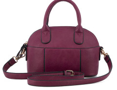Purple Shell Shape Shoulder Bag Choies.com online fashion store United Kingdom Europe