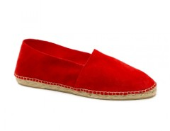 Red Espadrilles - Cardenal Carnet de Mode online fashion store Europe France