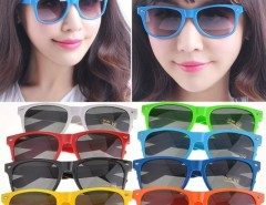 Retro Sunglasses for Women Colorful Frames Glasses Eyewear Cndirect online fashion store China