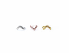Saber Ring. Various Colors. MrKate.com online fashion store USA