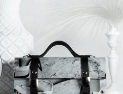 Satchel Bag - Grey - 00's Carnet de Mode online fashion store Europe France