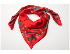 Scarf - Vermin - Red Carnet de Mode online fashion store Europe France