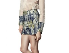 Shorts - African Printed Carnet de Mode online fashion store Europe France