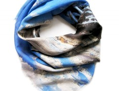 Silk Scarf - Lihou Carnet de Mode online fashion store Europe France
