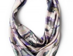 Silk scarf - Misty Gem Carnet de Mode online fashion store Europe France