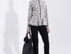 Structured White Lace Blazer Carnet de Mode online fashion store Europe France