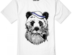 Tee shirt Bear Sailor Carnet de Mode online fashion store Europe France