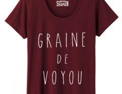 Tee shirt Graine de Voyou Carnet de Mode online fashion store Europe France