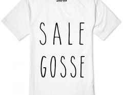 Tee shirt Sale Gosse Carnet de Mode online fashion store Europe France