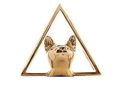 The Cat Golden Clip Carnet de Mode online fashion store Europe France