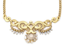The Victorian Lace Necklace MrKate.com online fashion store USA