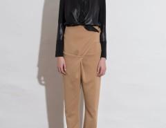 Trousers - JULE - Light Brown Carnet de Mode online fashion store Europe France