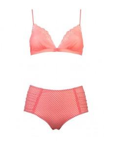 Vanessa Coral & Print Carnet de Mode online fashion store Europe France
